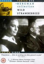 Wilde Erdbeeren DVD Victor Sjöström Bibi Andersson UK Version Neu Versiegelt R2