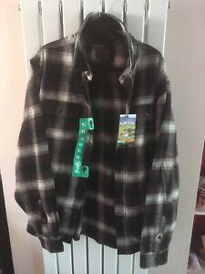 Orvis Heavyweight Flannel Shirt. XL. New