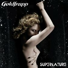Goldfrapp - Supernature 11 Track CD Album Ooh La La Alison Number 1