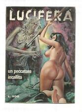 Fumetto Lucifera n.124 – Un peccatore incallito – 1977