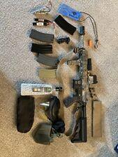 airsoft gun electric full metal