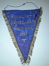 Fanion  Sportif Armée de l'air REGION AÉRIENNE/ HAND BALL 1957
