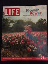 Flower Power Life Magazine Weekend Supplement, April 29, 2005