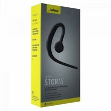 Jabra Storm Bluetooth Headset . 10 Hours Talk Ti 00004000 me with a Dual mic. New Open Box