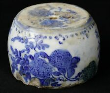 China Time Ming Weight Porcelain For Calligraphy Lettering Roll Blue And White