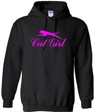ARCTIC CAT  CAT GIRL SNOWMOBILE Hoodie Sweatshirt UP TO 5X! Choose Design Color!