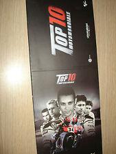 CAJA CAJA EN BLANCO PARA 10 DVD TOP 10 MOTOGP MOTOR MUNDIAL REVISTA