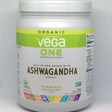 Vega - Organic All-In-One Shake with Ashwagandha Extract Turmeric Coconut - 13.8
