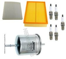 For Volvo V70 S60 Premium Tune Up Kit Filters & Fuel & Cabin Air & Spark Plugs