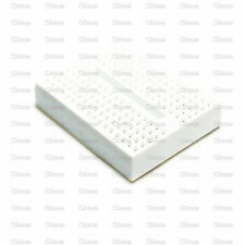 2PCS Mini White Solderless Prototype Breadboard 170 Tie-points Arduino Shield