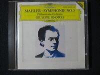 Mahler: Symphony No. 5 Giuseppe Sinopoli [Audio CD]