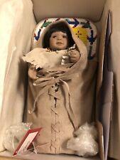 Ashton Drake Indian Doll Cloud Chaser Doll