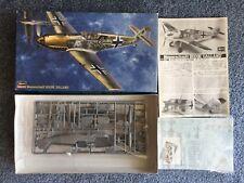 Hasegawa 1/48 Messerscmitt Bf109E 'Galland' model kit #09111