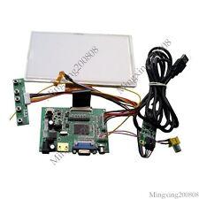 """HDMI+VGA+2AV+Touch Driver Controller Board+ 7"""" AT070TN90 AT070TN92 LCD 800*480"""