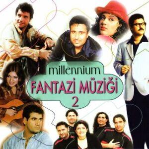 Millennium Fantazi Müzigi 2 Türkisch Fantasie & Arabesk Musik