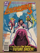 Legionnaires 3 #1 DC 1986 Series Canadian Newsstand $0.95 Price Variant 9.2 NM-