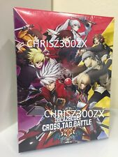 BlazBlue Cross Tag Battle Collector's Edition PS4 + Reversible Cover Art - USA