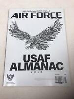 Air Force Magazine's USAF Almanac June 2018