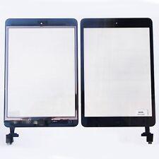 Para Ipad Mini 1 y 2 Pantalla de Cristal Táctil Ic Chip A1432 A1454 A1455 Negro
