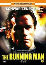 THE RUNNING MAN (1987) - Arnold Schwarzenegger DVD *NEW [DISC ONLY]