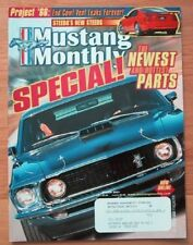 MUSTANG MONTHLY 2001 MAR - STEEDA, SALEEN, SHELBY