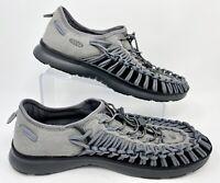 Keen Uneek X RFW Mens 14M Gray 2 Cord Lightweight Sport Water Sandal 1018681
