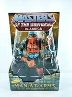 Man At Arms - Masters of the Universe Classics Figure He-Man NEW MOTUC Mattel