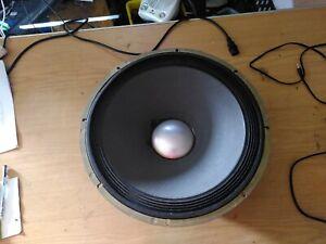 "Mckenzie C15-200 - 15"" bass driver speaker driver, 200 watts 8 ohms  (489)"