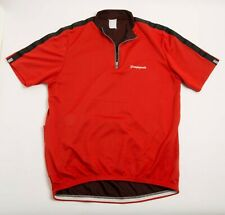 Red Campagnolo Cycling Jersey XL