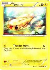4X Tynamo - 38/101 - Common Elecrtic Pokemon - NM -  Noble Victories
