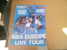 Magazin NBA Europe 2006 K?ln