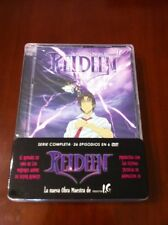 REIDEEN SERIE COMPLETA - PACK 6 DVD - 600 MINUTOS - NEW & SEALED - EMBALADA