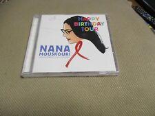 """CD """"HAPPY BIRTHDAY TOUR"""" Nana MOUSKOURI"""