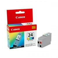Original Canon BCI-24C Ink Cartridge Sealed Genuine - BLISTER BCI 24C