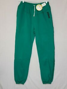 Vintage NWT Prince Tennis Special Effects Sweatpants Mens Sz XL Green (Z4)