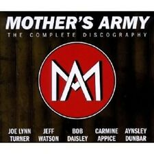 "MOTHER'S ARMY ""THE COMPLETE DISCOGRAPHY"" 3 CD NEW+"