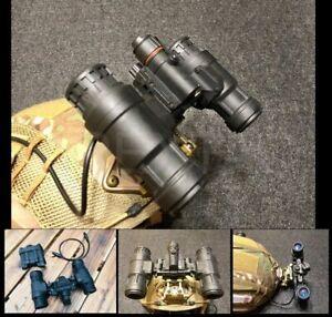 PVS31 Helmet Night Vision Goggle NVG 1:1 Real Size Dummy Model - Milsim by FMA *