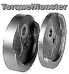 Harley Torquemonster Flywheels Knucklehead Panhead Shovelhead XL EL FL JD EVO