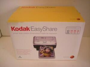 NEW Kodak EasyShare 1547256 Digital Photo Thermal PictBridg Printer Dock Station