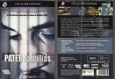PATER FAMILIAS - DVD (NUOVO SIGILLATO) COLLECTOR'S EDITION