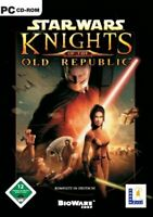 Star Wars: Knights of the Old Republic (PC) Game for children 12, Adventure, NEW