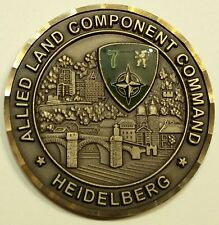 Gen David McKiernan Allied Land Component Command Army Challenge Coin