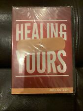 Healing Is Yours DVD Joel Osteen Christian messages sermons Lakewood Church NEW