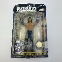 WWE WWF Wrestling Jakks Ruthless Aggression Series 31 JOHN MORRISON Figure (MOC)