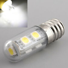 E1D8 E14 220V/1W 7LED White Refrigerator Corn Light Practical Longlife Bulb