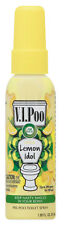 Air Wick V.I.Poo Pre-Poo Toilet Spray, Lemon Idol, 1.85 oz