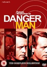 Danger Man - The COMPLETE Collection - 19-Disc DVD Boxset