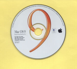Retail Apple Mac OS 9.2.1 CD FREE SHIPPING