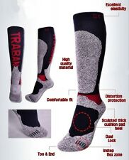 Ski & Snowboard Men's Socks Extreme_Outdoor sports Athletic Functional Socks