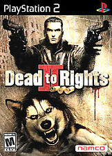 Dead to Rights II (Sony PlayStation 2, 2005)